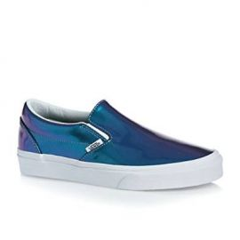 Amazoncom Vans Unisex Classic Slip-On Patent Leather Sneakers Shoes at Amazon