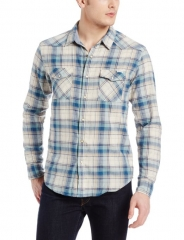 Ambassador Plaid Shirt by Lucky Brand at Amazon