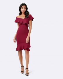 Amber Frill Dress at The Iconic