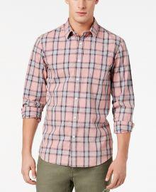 America Rag Plaid  Shirt at Macys