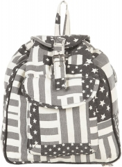American Flag Backpack at Topshop