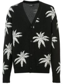 Amiri Palm Cardigan - Farfetch at Farfetch