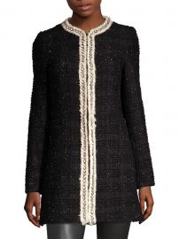 Andreas Tweed Jacket at Saks Fifth Avenue
