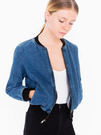 Angeleno Denim Jacket at American Apparel
