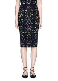 Ani Skirt by Alice and Olivia at Lane Crawford