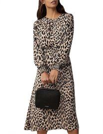 Animal Midi Dress at David Jones