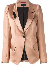 Ann Demeulemeester Fitted Blazer - at Farfetch