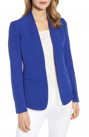 Anne Klein Crepe Jacket   Nordstrom at Nordstrom