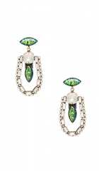 Annie Earrings by Lionette NY at Revolve