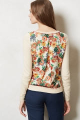 Anthropologie bloomsbury pullover at Anthropologie