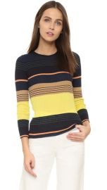 Apiece Apart Zia Striped Knit Top at Shopbop