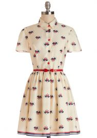 April Showers Dress at ModCloth
