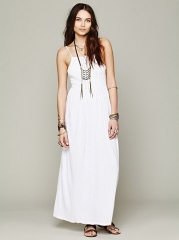 Apron Beach Maxi Dress at Free People