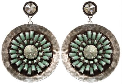 Archaic Love Oracle Earrings at Konplott