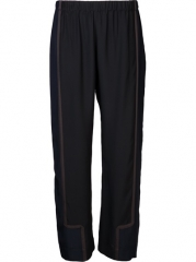 Ari Dein Colorblocked Pajama Pant - Forty Five Ten at Farfetch