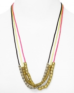 Aria's necklace at Bloomingdales