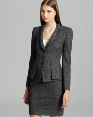 Armani Collezioni Blazer - Herringbone 2 Button at Bloomingdales