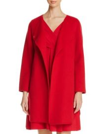 Armani Collezioni Snap-Front Coat at Bloomingdales