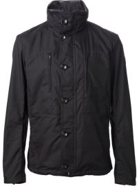 Armani Jeans Button Up Jacket - at Farfetch