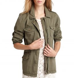 Army Jacket at Bloomingdales