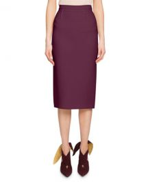 Arreton Wool Pencil Skirt by Roland Mouret at Bergdorf Goodman