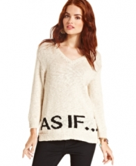 As If Sweater by American Rag at Macys