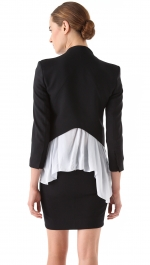 Smoking Tux Blazer by Helmut Lang at Shopbop