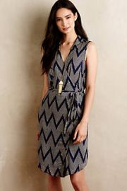 Askew Shirtdress at Anthropologie