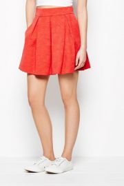 Asterton daisy jacquard skirt at Jack Wills