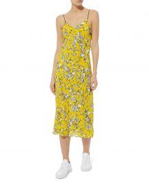 Astrid Garden Slip Dress at Intermix