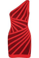 Asymmetrical Dress by Herve Leger at The Outnet