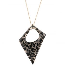 Asymmetrical Statement Pendant Necklace at Alexis Bittar