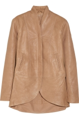 Atlas leather jacket by Veda at The Outnet
