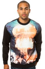 Atom Bomb Sweatshirt at Karma Loop