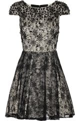 Aubree dress by Alice and Olivia at The Outnet