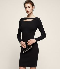 Audrey Cut-Away Dress by Reiss at Reiss
