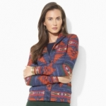 Aztec cardigan from Ralph Lauren at Ralphlauren