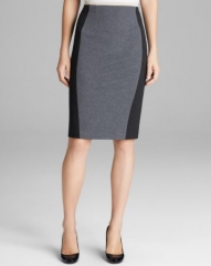 BASLER Color Block Skirt - Bloomingdaleand039s Exclusive at Bloomingdales