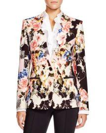 BASLER Floral Print Blazer at Bloomingdales