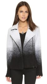 BB Dakota Bell Ombre Moto Jacket at Shopbop