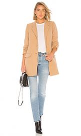 BB Dakota Whiskey Business Coat in Camel from Revolve com at Revolve