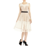 BCBG Pleated dress from Revenge at Bcbgmaxazria