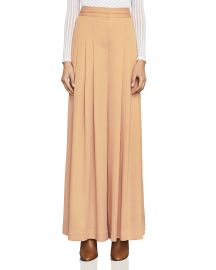 BCBGMAXAZRIA Brandy Pleated Wide-Leg Pants at Bloomingdales