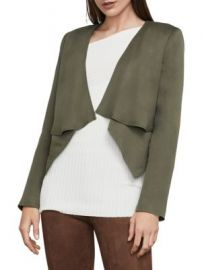 BCBGMAXAZRIA - Ania Double-Layer Jacket at Saks Off 5th