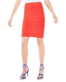 BCBGMAXAZRIA Alexa Sweater Skirt at Bloomingdales