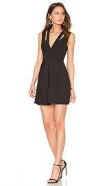 BCBGMAXAZRIA Clayre Dress in Black from Revolve com at Revolve
