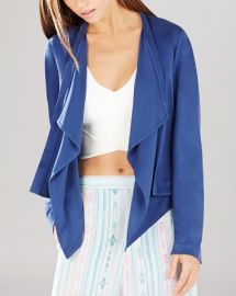 BCBGMAXAZRIA Donnie Drape Front Jacket at Bloomingdales