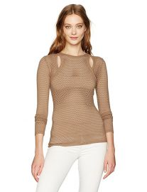 BCBGMAXAZRIA Mercy Top at Amazon