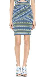 BCBGMAXAZRIA Pavel Pencil Skirt at Shopbop
