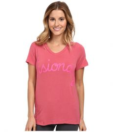BCBGeneration The Slouchy T-Shirt Baroque Rose at 6pm